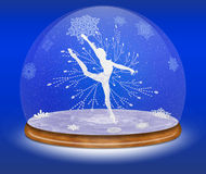 Snow globe Royalty Free Stock Photos