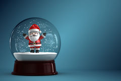 Snow globe Stock Photos