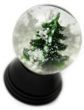 Snow Globe Stock Photography