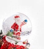 Snow globe Stock Photos