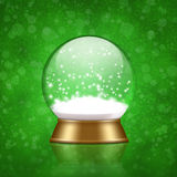 Snow globe Royalty Free Stock Photography