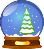 Snow Globe, Waterglobe, Snowstorm Royalty Free Stock Photos