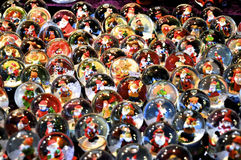 Snow Globes Stock Photo