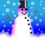 Snow Guy Royalty Free Stock Photo