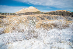 Free Snow In Mount Aso Royalty Free Stock Images - 48539799