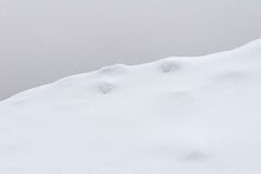 Snow Line Stock Images