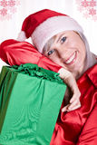 Snow Maiden Royalty Free Stock Image