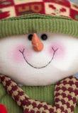 Snow man Stock Images