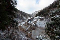 Snow Monkey Park, Yamanouchi, Japan. Royalty Free Stock Photography