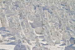 Snow monsters Stock Photos