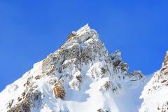 Snow Mountain Stock Photography
