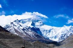 Snow mountain Himalayas Stock Images