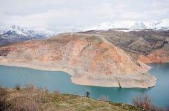 Snow Mountain,Tashkent,Uzbekistan royalty free stock photo
