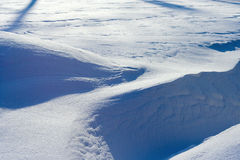 Snow pattern Royalty Free Stock Photo
