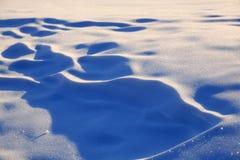 Snow pattern Stock Photos