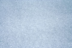 Snow pattern Royalty Free Stock Photography