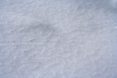 Snow pattern as background Stock Image