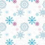 Snow_pattern1 Stock Image