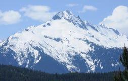Snow peak stock images