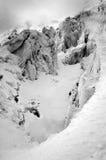 snow peak Obraz Stock