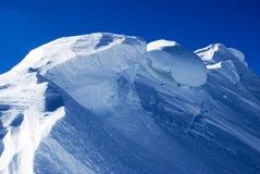 Free Snow Peak Royalty Free Stock Image - 8507246