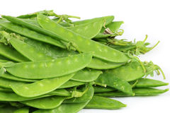 Snow Peas Royalty Free Stock Image