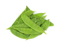Snow peas Royalty Free Stock Photography