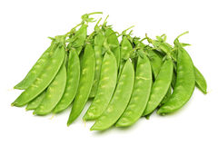 Snow peas Royalty Free Stock Images