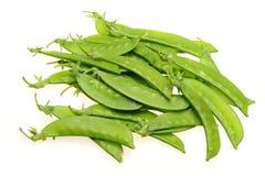 Snow peas Royalty Free Stock Image