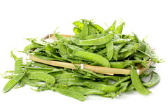 Snow peas Royalty Free Stock Photos