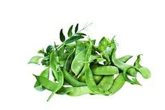 Snow peas Stock Photo