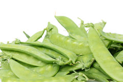 Snow peas Stock Images