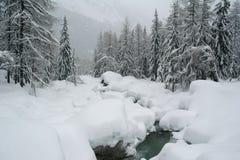 Snow Pillows Stock Image