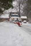 Snow-Plog Fotografering för Bildbyråer