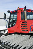 Snow Plough Royalty Free Stock Image