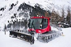 Snow Plough Royalty Free Stock Photos