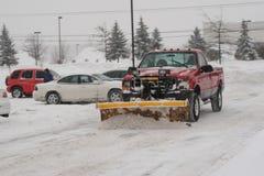 Free Snow Plow Stock Image - 2607001