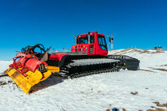 Snow plow  Stock Photography