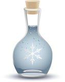 Snow Potion Stock Image