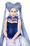 Snow princess Royalty Free Stock Images