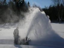 Snow in Quebec. Canada, north America. Snow in Quebec. Canada north America stock image