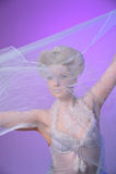 The Snow Queen Stock Photo