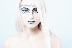 Snow queen. Stock Image