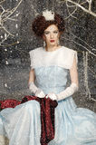 Snow Queen Royalty Free Stock Photos