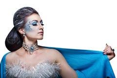 Snow Queen Royalty Free Stock Photo