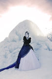 Snow queen Royalty Free Stock Photography