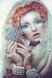 Snow Queen Stock Photos