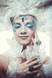 Snow Queen Royalty Free Stock Images