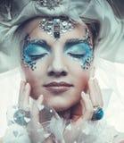 Snow Queen Stock Image