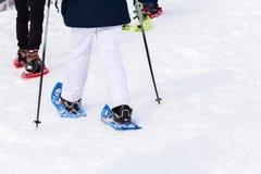 Snow Rackets Stock Image